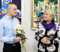Ruslan Berlin and Anastasia Lazebnaya