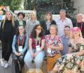 Participants of the literary open air «Poetic Vitebsk»