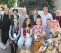 Участники литературного Open air «Паэтычны Віцебск»