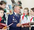 At the exhibition «Brotherhood of blue Berets»